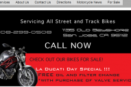 Advanced Cycle Services Joomla Web Design