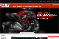 Ducati Dallas Advanced Motorsports Web Design